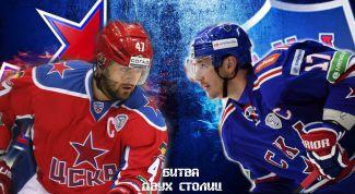 Расписание финалов конференций Кубка Гагарина 2015-2016