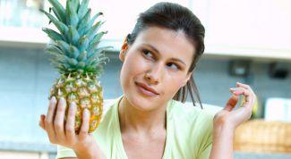 Можно ли употреблять ананас во время беременности?