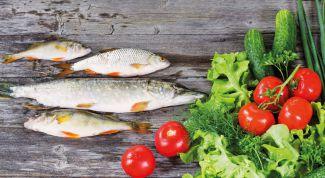 Когда можно есть рыбу в Великий пост
