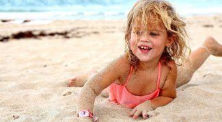 Как закаливать ребенка солнцем