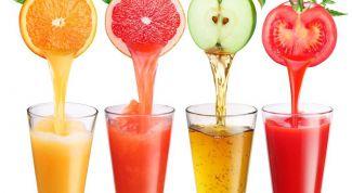 Какой сок лучше пить?