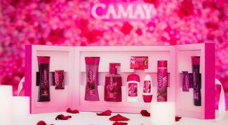 Магия парфюма в новом Camay: обновленные коллекции и новые восхитительные ароматы