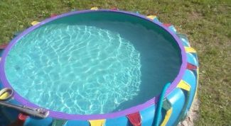 How to make a pool for the garden from tires