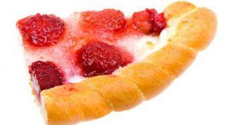 Идеи для десертной пиццы