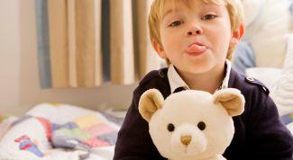 Воспитание непослушного ребенка