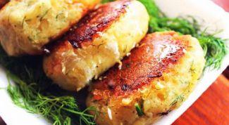 Как приготовить картофельные зразы с грибами и фаршем