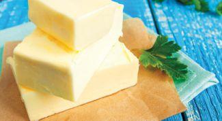 Как выбрать правильное сливочное масло