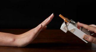 Хитрости отказа от курения