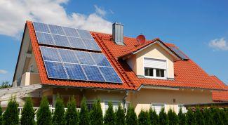 Солнечные батареи - самый дешёвый способ обеспечить себя электроэнергией