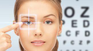Как тренироваться после лазерной коррекции зрения