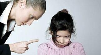 Вознаграждение и наказание: как правильно воздействовать на ребенка