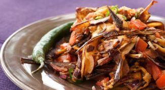 Арабский салат: вкусно, полезно, легко