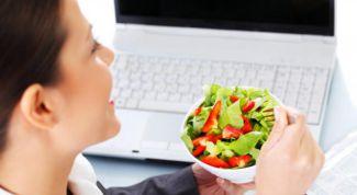 Идеи для здорового обеда в офисе