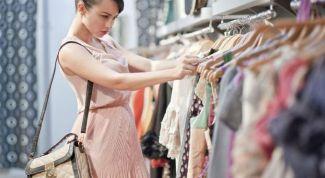Поведение женщин в магазине
