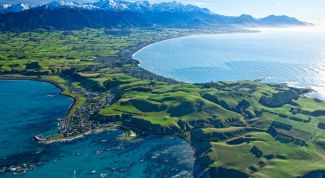 Kaikoura for tourists