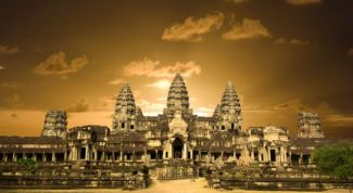 Знакомство с загадочной Камбоджей - храм Ангкор Ват