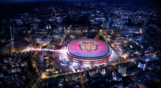 Camp Nou is the main attraction of Barcelona