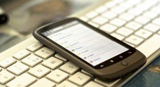 Как подключить смартфон к ноутбуку?