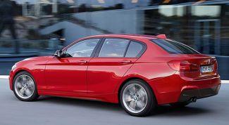 Первый взгляд на модификацию 1-й серии 2017 г. от компании BMW