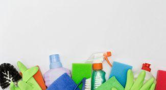 Нормы моющих средств для уборки помещений