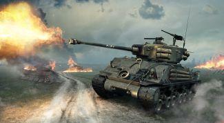 Лучший танк 8 уровня в игре World of Tanks