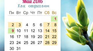 Майские праздники: как работаем, как отдыхаем и как выгоднее взять отпуск в этот период