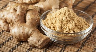 Ginger in the treatment of cancer