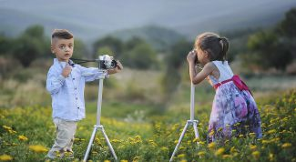 How to educate their children in the sense of beauty