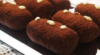 Пирожное из детства «Картошка»