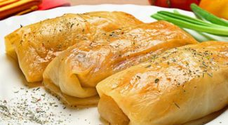 How to cook stuffed cabbage with egg