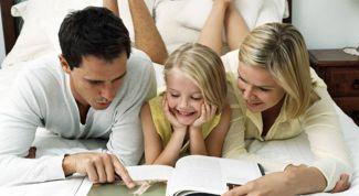 What qualities parents should instill in their children?