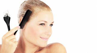 Незапланированный цвет - главная проблема домашнего окрашивания волос