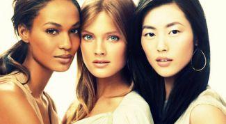 Подбираем правильно макияж и цветотип лица
