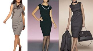 Sheath dress: a trend that's already 90 years old