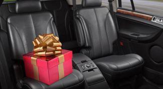 Подарки автолюбителям