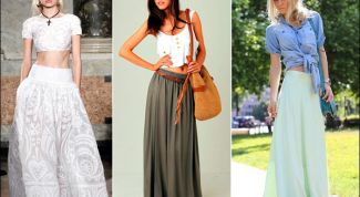 The subtleties of wearing Maxi skirts