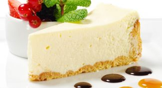 How to cook a cheesecake at home