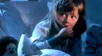 Детские кошмары как отражение эмоционального состояния ребенка