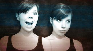 Mental disorder: split personality
