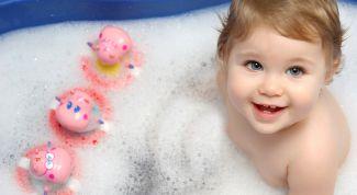3 идеи для игр в ванной