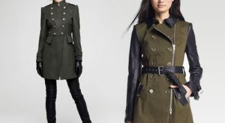 Features and style trenchcoat