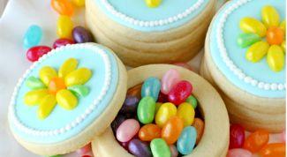 Как испечь печенье-коробочки