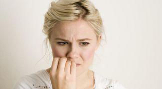 Как бороться с внутренним состоянием тревоги