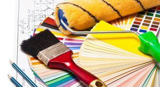 Подбор красок для дома