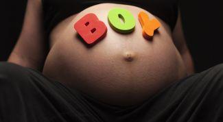 Как определить, что беременна мальчиком