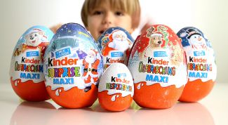 Как определить, какая игрушка внутри яйца Kinder surprise, не вскрывая его