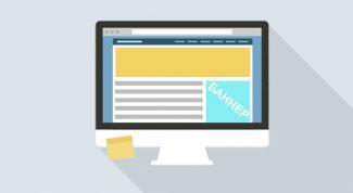 Earnings on the Internet for banner advertising