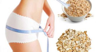 Low calorie oatmeal diet