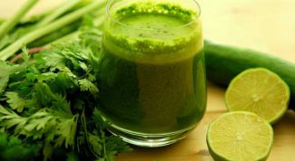 Green smoothies for healing the body