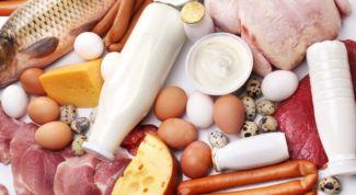 Основные правила белковой диеты